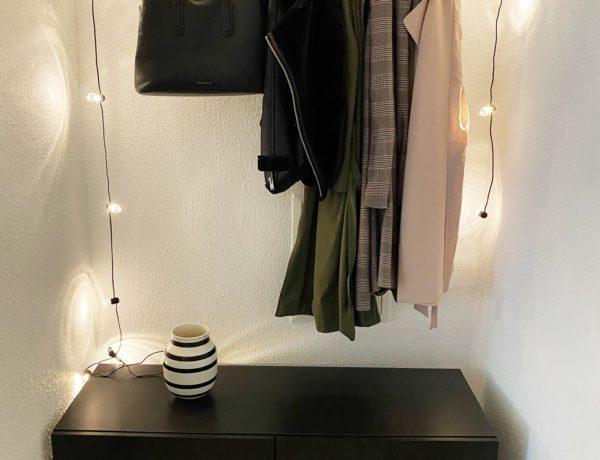 Ikea Besta Hack + Rackbuddy Stange